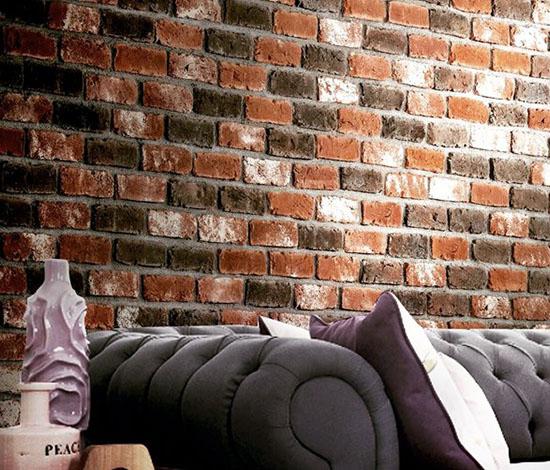 Oturma Odalarında Doğal Taş TV Ünitesi Mimarisi