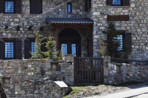 Doğal Taş Kaplama İle En Güzel Taş Ev Mimarisi